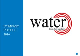Water Engineering Services  Company profile