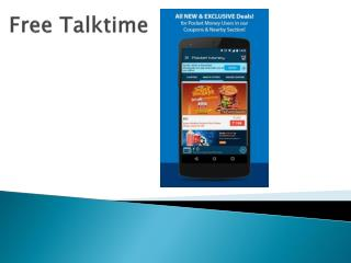 Highest paying free talktime apps
