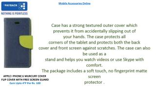 Mobile Accessories Online - PAYBACK India