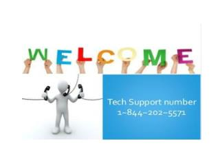 Technical Support Phone Number for MSN 1-844-202-5571