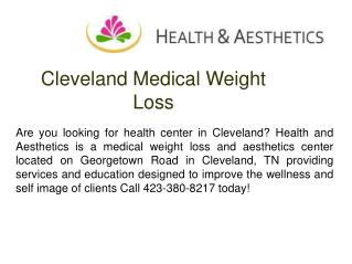 cleveland medical weight loss
