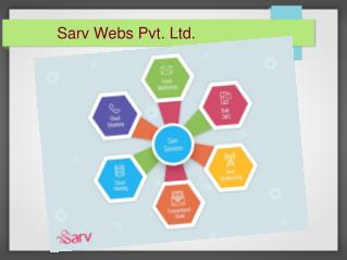 Sarv Transactional Email Service Provider in India