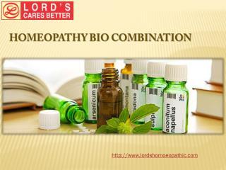 Homeopathy Bio Combination