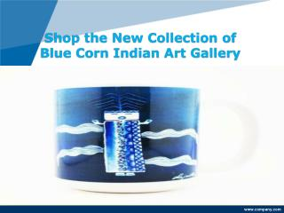 Shop The New Collection Of Blue Corn Indian Art Gallery