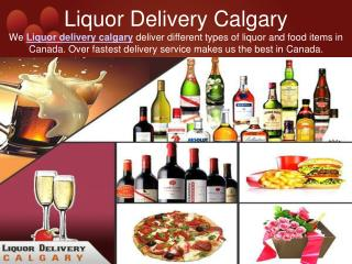 Now Get full-flavoured Drinks and Food Services in Canada