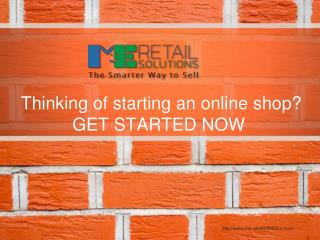 Me retail solutions : e-fulfillment, e-logistics, e-inventory services provider in singapore