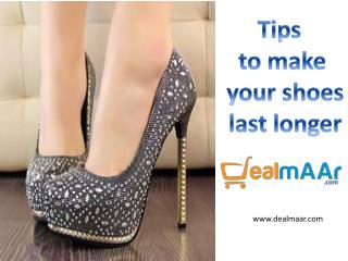 Tips for Shoes