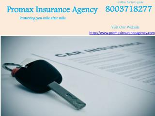 Auto Insurance in Orange County