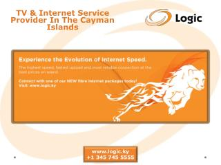 State of the Art Internet Infrastructure in Cayman: A Brief Look