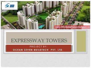 OSB Tower $call@9811231177