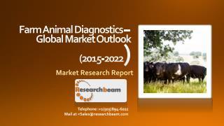 Farm Animal Diagnostics - Global Market Outlook (2015-2022)
