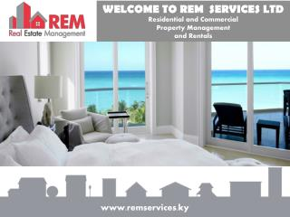 How Cayman Property Rental Services Can Be Beneficial To Landlords