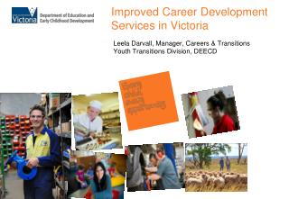 Improved Career Development Services in Victoria