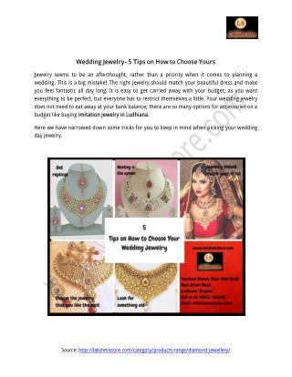 Imitation Jewelry in Ludhiana