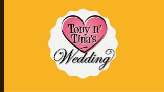 TONY AND TINA'S WEDDING CHICAGO