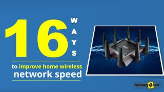 16 Way To Improve Home Wireless Network Speed