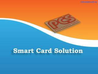 Smart Card POS Solution and Loyalty Card Solutions for Retailers - PCSPOS Singapore