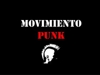 Movimiento Punk
