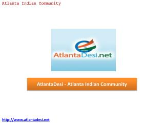 AtlantaDesi - Atlanta Indian Community