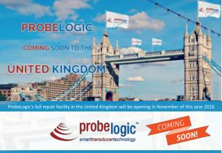 Probelogic coming soon to The UK