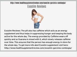 http://www.healthsupplementreview.com/exoslim-garcinia-combogia/