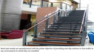 Stair Treads Manufacturers in UAE | Stainless Steel Stair Treads UAE