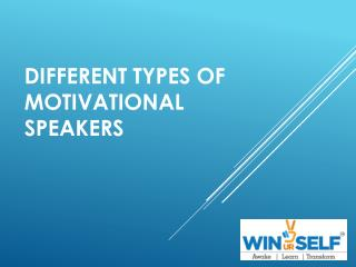 Success Motivational Speaker