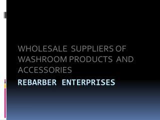 Washroom-Accessories-SouthSanFrancisco