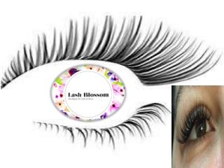 Excellent Eyelash Extensions in Sydney by Lash Blossom
