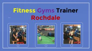 Fitness Gyms Trainer Rochdale
