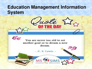 Online School Administration Software