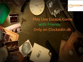 Live Escape Room | Denmark