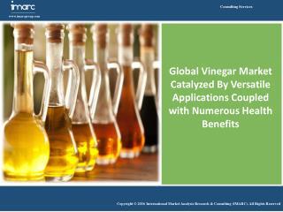 Vinegar   Market Trends , Share, Size & Plant Setup