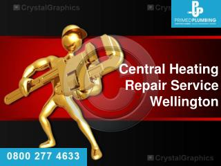 Central heating repair service wellington