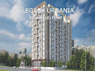 Legacy Urbania Punawale  Call  91 9953592848