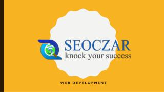 Web Development - Web Development Company in India, Ecommerce Web Development| SEOCZAR