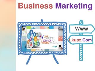Business Marketing & Businesses Services Provider