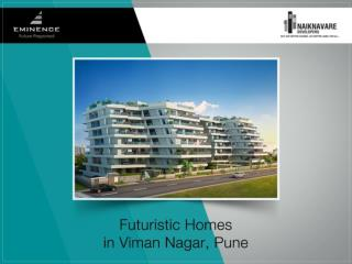 Buy Luxurious Residential Projects in Viman Nagar Pune