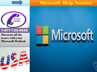 Searching for Microsoft Help? Press 1-877-729-6626 Microsoft Help Number