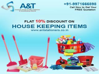Housekeeping material supplier in Gurgaon