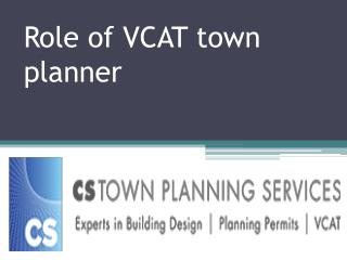 Melbourne town planner
