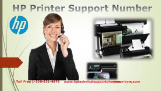 1-866-681-4979 Hp Printer Support Toll Free Number