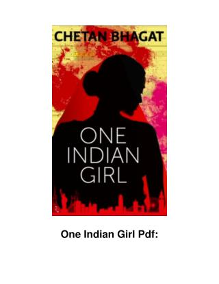 One Indian Girl PDF