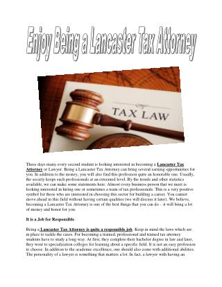 Enjoy_Being_a_Lancaster_Tax_Attorney