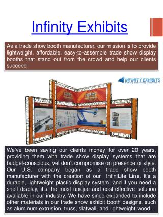 Infinity Displays