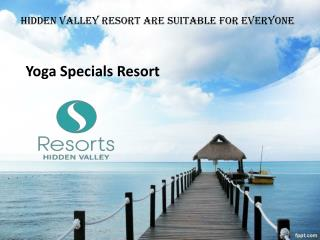 Yoga Special Resort