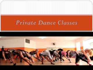 Private Dance Classes