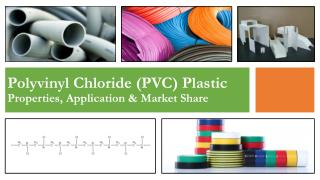 Polyvinyl Chloride (PVC) Plastic Properties, Market Share & Application