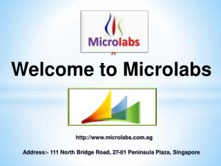 Execute your business with Microlabs CRM Solutions and Business Software