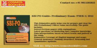 Buy SBI Exam Books Online at Cosmosbookhive.com